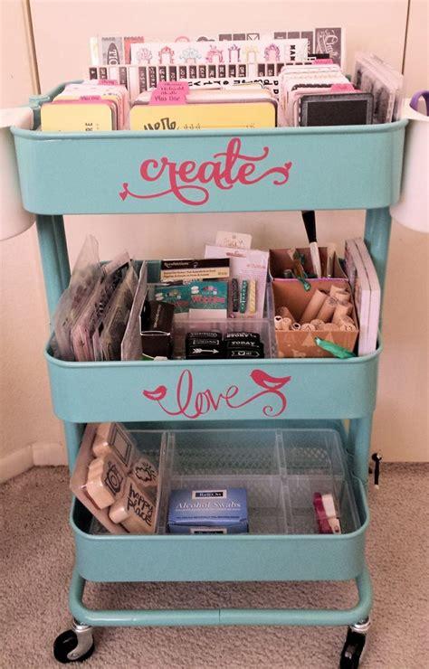 raskog cart ideas pin by beth ann higgs on craft room pinterest