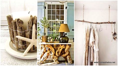 Kitchen Rack Design by 30 Sensible Diy Driftwood Decor Ideas That Will Transform