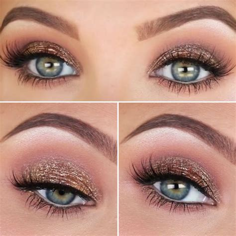 Eyeshadow Bronze bronze smokey eye eyeshadow tutorials and smokey eye
