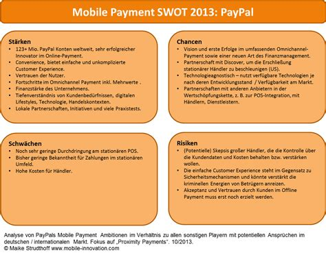 paypal mobile payment mobile payment swot 10 paypal baut eine rakete mobile