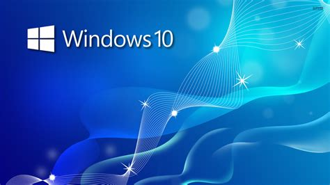 Free Hd Wallpapers For Windows 10 by Windows 10 Logo Hd Wallpaper 74 Images