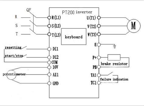 wiring diagram inverter mitsubishi wiring diagram with