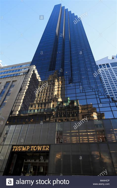 trump tower ny trump tower new york stock photos trump tower new york