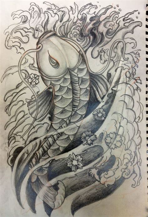 lotus and koi tattoo designs collection of 25 lotus waves and koi fish designs