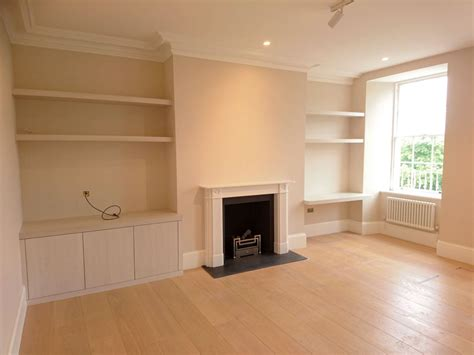 Living Room Alcove Cupboards by Alcove Shelving Cupboards Handcrafted For A Home In Bath