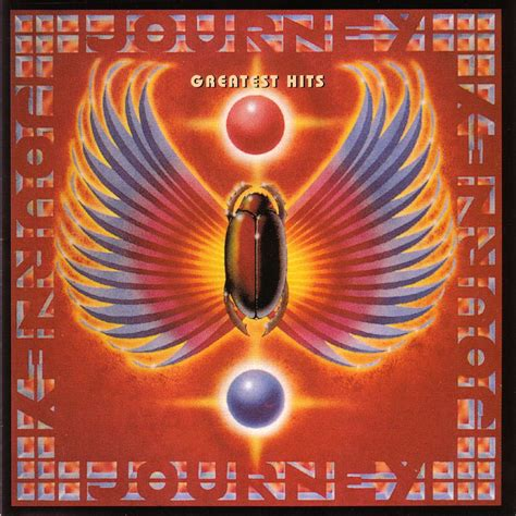 Journey By journey greatest hits lp