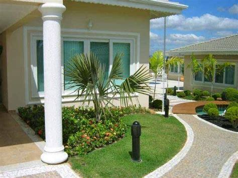 imagenes de jardines para frentes de casas 46 best images about jardines on pinterest palmas patio
