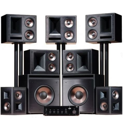 review klipsch thx ultra2 home theater system