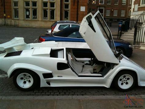 Lamborghini Countach Engine For Sale Lamborghini Countach V12 Replica