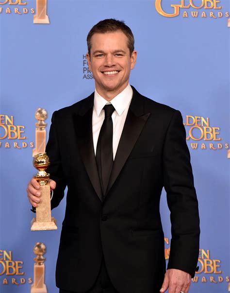 film oscar matt damon matt damon won the 2016 golden globe for best actor in a