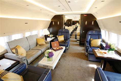 Jets Interior by Privatejet Domain Sells For 30 Million