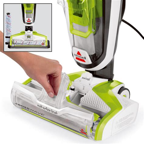 amazon cleaners amazon com bissell crosswave multi surface wet dry vacuum