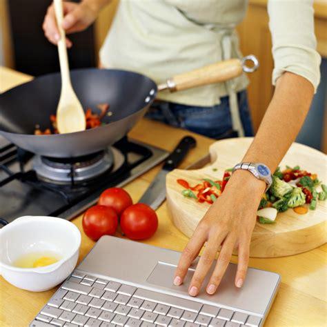applis cuisine tablettes applis 8 nouveaux outils pour cuisiner 2 0