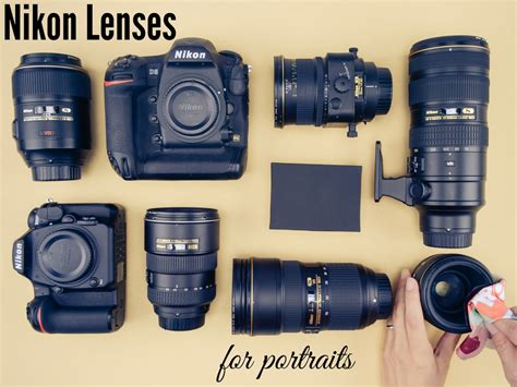 the 10 best canon and nikon lenses for portrait photography borrowlenses