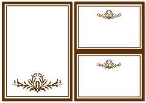 blank invitation samples