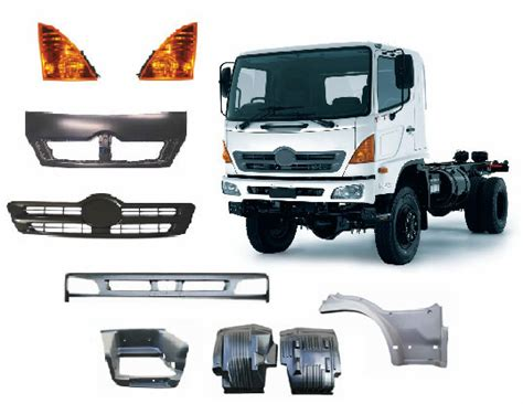 Spare Part Truck Hino made in taiwan hino truck spare parts with high quality