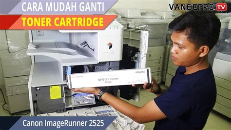 Toner Mesin Fotocopy Canon by Tips Ganti Toner Cartridge Mesin Fotocopy Canon Ir