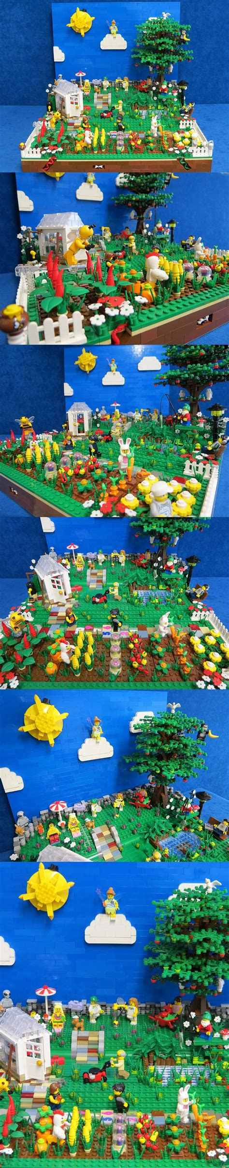 78 images about lego garden on trees parks