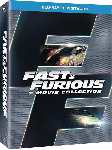 Fast Furious Collection fast furious 7 collection