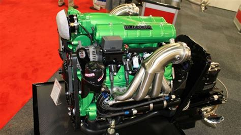 Marine Ls by 187 Mercury Racing And Ilmor Marine Make Power For 2012