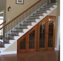 under stairs ideas wooden under stair storage closet design under the