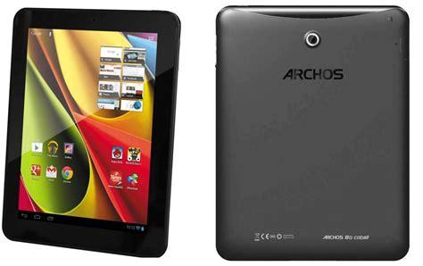 Archos announces 3rd Elements series tablet 80 Cobalt