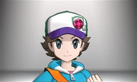 hairstyles pokemon x x y character customisation pok 233 charms