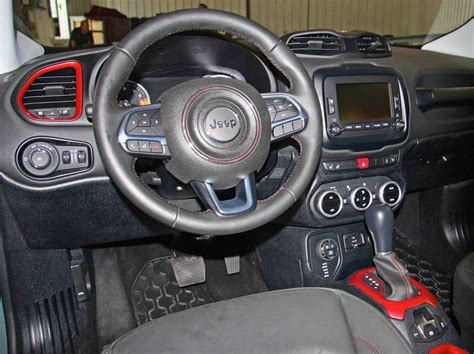 Jeep Renegade 2014 Interior Pixshark Com Images