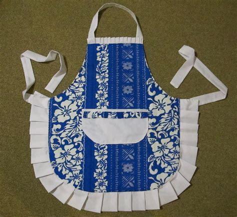 tutorial menjahit apron hari hari ku apron lipit