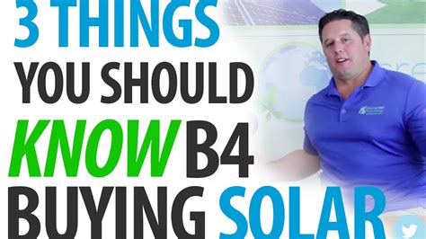 what do i need to know before buying a house what do i need to know before buying solar panels 3 critical things i c e chats