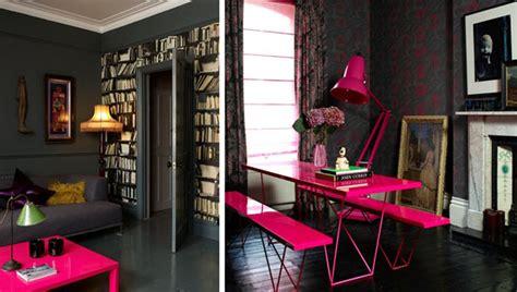 incredible neon interior designs