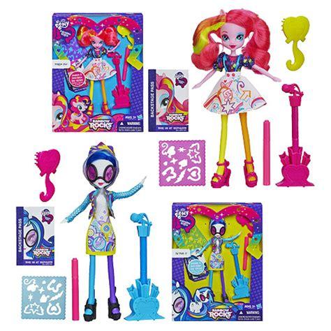 Styling Figure My Pony Set my pony equestria dolls accessories wave 4