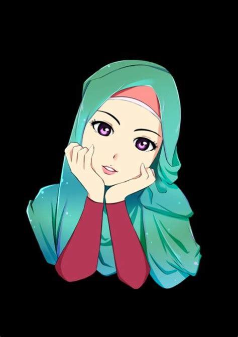 Cerita Anime Hijab 49 Best Kartun Hijab Images On Pinterest Muslim Women