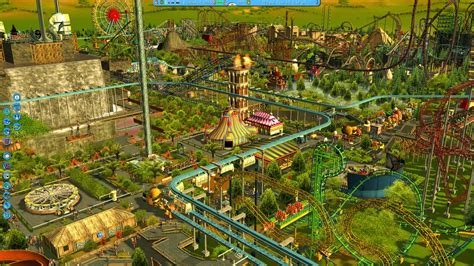 download full version roller coaster tycoon free gameguidefaq roller coaster tycoon 3 free download