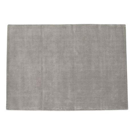 tappeto grigio tappeto grigio in a pelo corto 250 x 350 cm soft