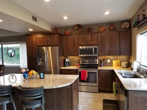 southwest style home traditional kitchen albuquerque