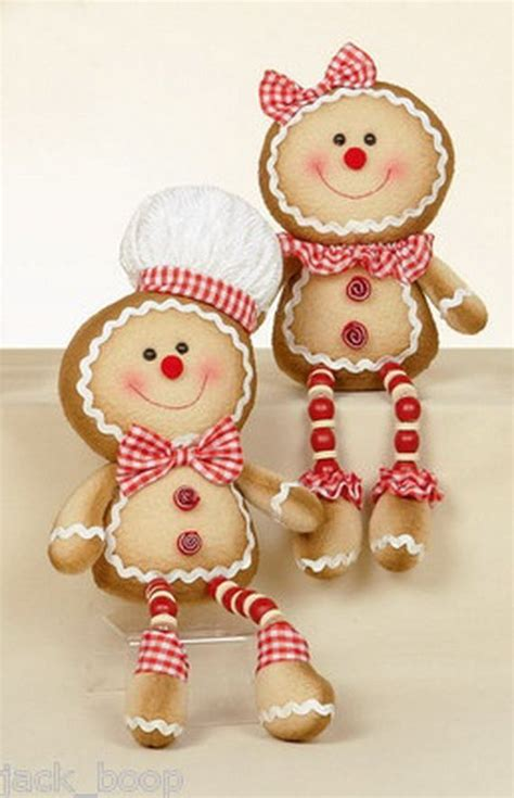 25 best ideas about gingerbread decorations on