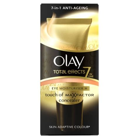 Olay Concealer olay total effects touch of concealer eye with max
