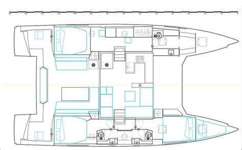 catamaran layout nautitech 46 open layout nautitech 46 for sale
