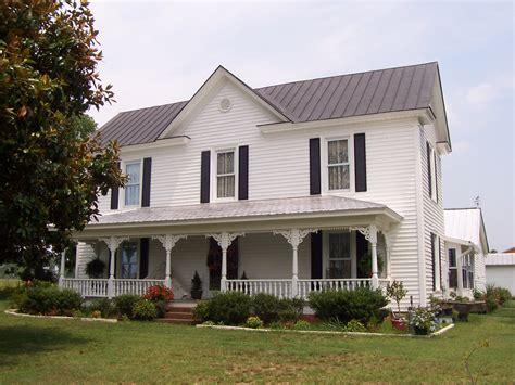 Wraparound Porch by Granville County North Carolina