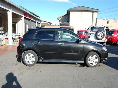 car detail toyota allex japanese used cars sale, used