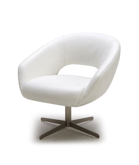 chair modern a796 modern white leather leisure chair