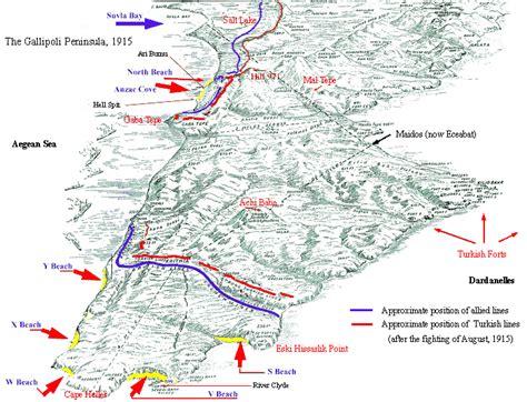 battle of gallipoli map battle of gallipoli 1915 oc battlegifs