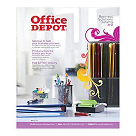 office depot coupons for business solutions division office depot business solutions division catalog bsd22 jan
