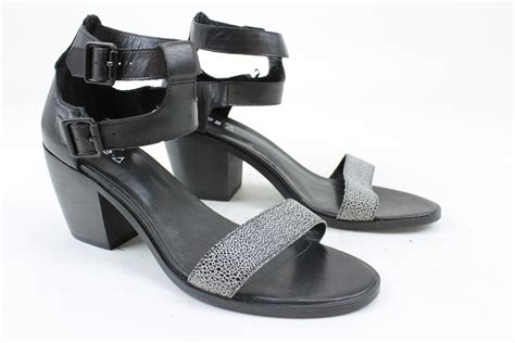 kelsi dagger shoes kelsi dagger womens kathmandu heeled sandals shoes black