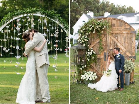 Backyard Wedding How To Backyard Wedding Ideas And Tips Everafterguide