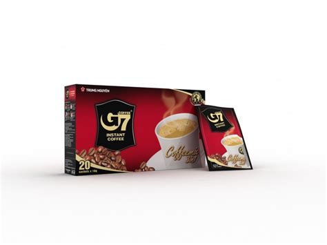Instan 3in1 Trivia instant coffee trung nguyen g7 3 in 1 asian food foodland
