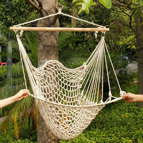 hammock swing chair deluxe air swing hammock porch chair hanging indoor