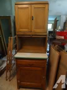 antique single hoosier cabinet for sale in raleigh