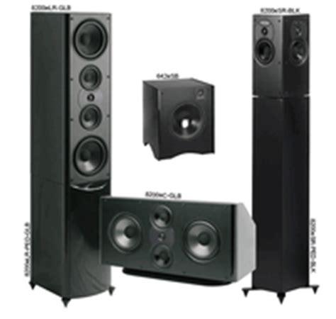 atlantic technology elr thx ultra front channel speaker